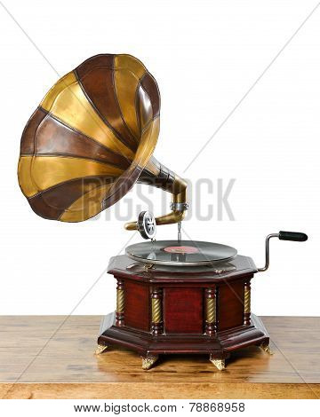 Classic, Old Gramophone
