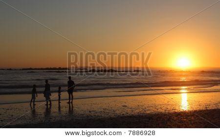 Sun set relaxation