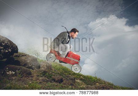Fast Downhill