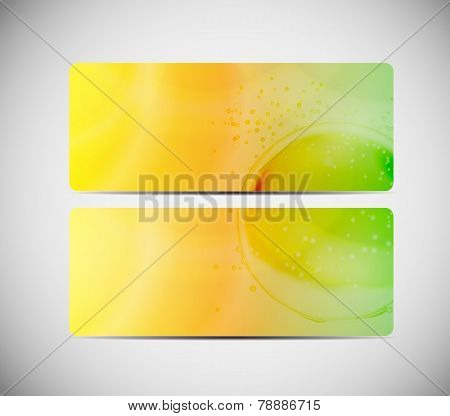 Abstract Aqua Background Vector Iillustration