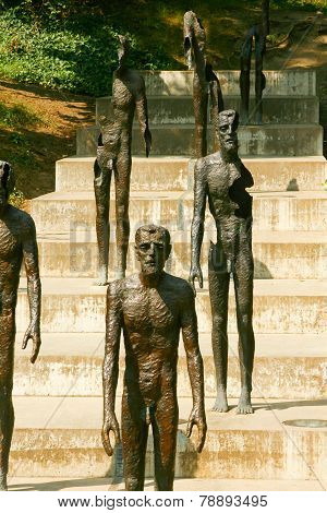 Monument To The Victims Of Communism Prague