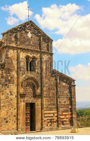 Sardinian Church