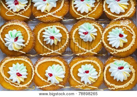 Thai Style Cupcakes