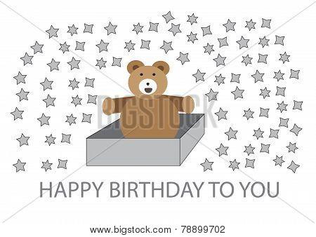 Big Bear Inside Box