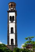 foto of senora  -  Church of Nuestra Senora de la Concepcion in Santa Cruz de Tenerife - JPG