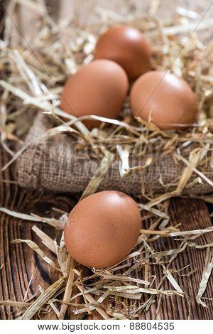 Some Fresh Eggs