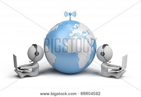People Communicate