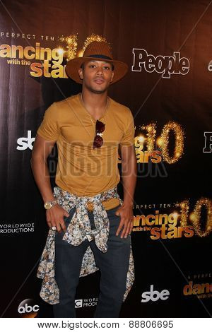 LOS ANGELES - April 21:  Romeo Miller at the
