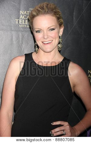 LOS ANGELES - April 21:  Martha Madison at the  2015 Daytime EMMY Awards Kick-off Party at the Hollywood Museum on April 21, 2015 in Hollywood, CA