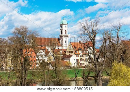 Regensburg city, Bavaria
