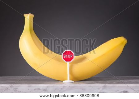 Stop Eating Banana