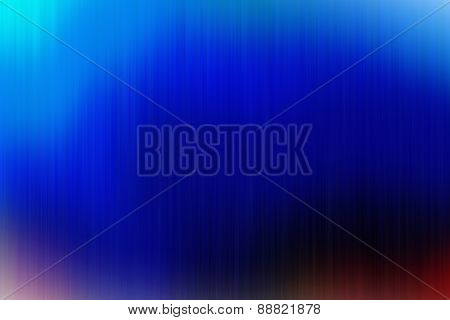 Blue Abstract Color Gradient Background