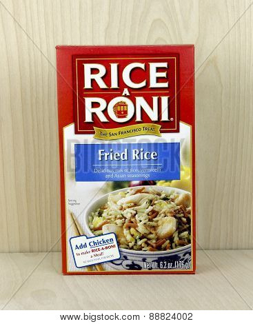 Box Of Rice A Roni Fried Rice