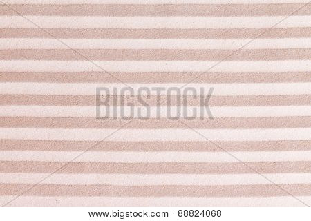 Creative Sand Background With Abstract Pattern