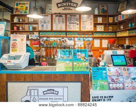 Sweet Monster Shop.