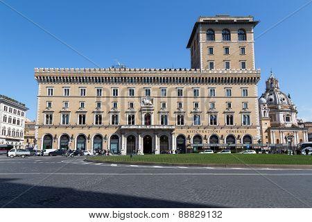 Assicurazioni Generali Building
