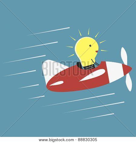 Lightbulb Pilot