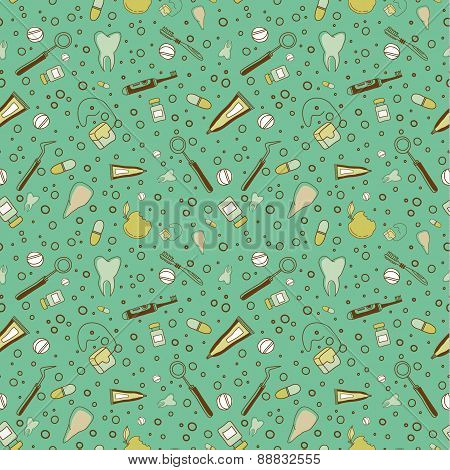 dental supplies pattern