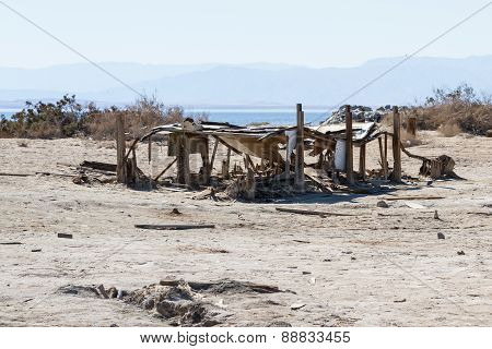 Bombay Beach, California