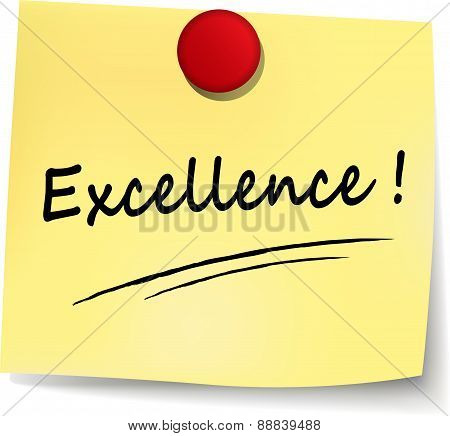 Excellence Note