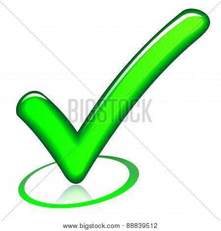 Check Mark Design Icon