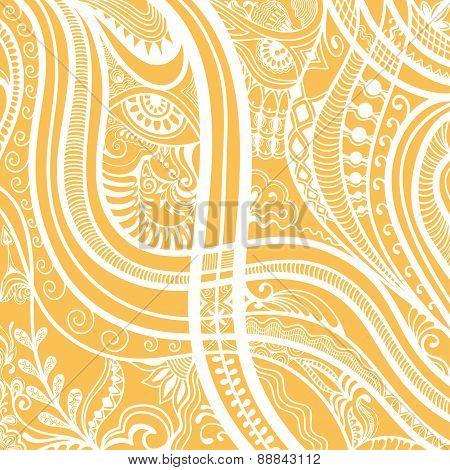 Vector geometric pattern with texture.