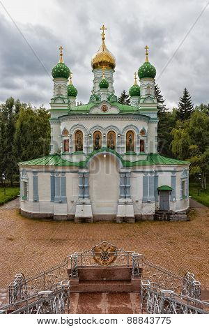 Old Orthodox Church .poltava