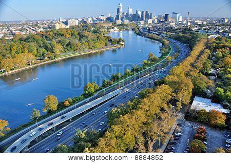 Skyline de Philadelphia