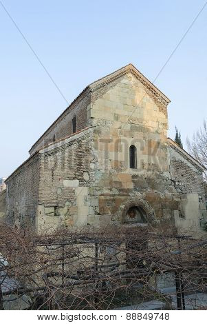 Anchiskhati - The oldest Church of  Virgin Mary Nativity. Tbilisi