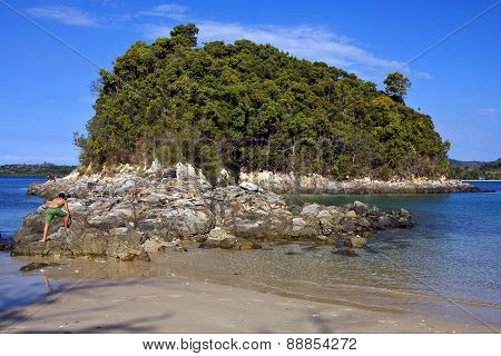Kisimamy Bay Lagoon