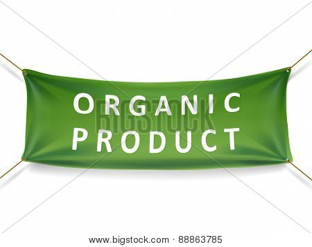 Organic Product Banner