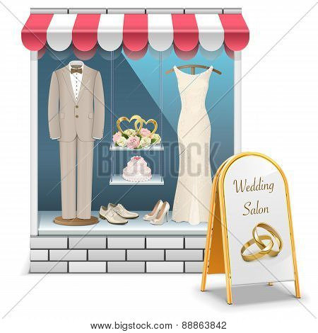 Vector Wedding Boutique