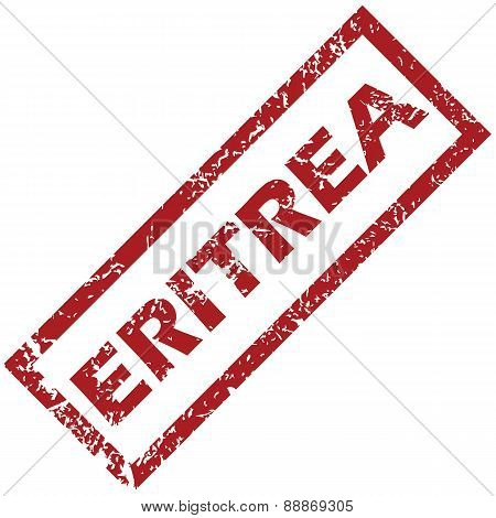 New Eritrea rubber stamp