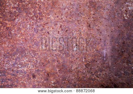 Abstract Corroded Wallpaper Grunge Rusty Background.