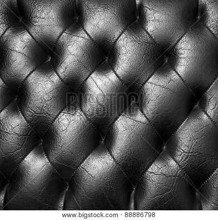Black Upholstery.