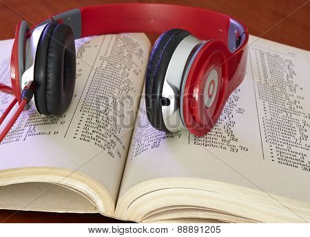 The Headphones And The Book