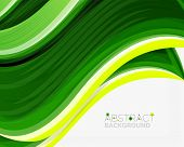 pic of solids  - Abstract realistic solid wave background - JPG