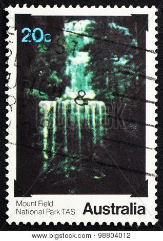 Postage Stamp Australia 1979 Mount Field, Tasmania
