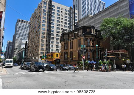 Ontario Street, Chicago