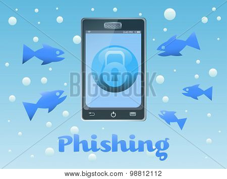 Phishing theme