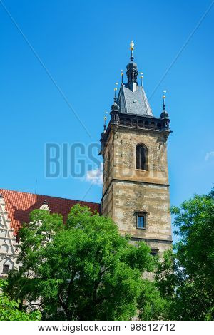 New Town Hall Charles Square Prague
