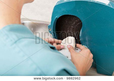 Dental Impression Cast