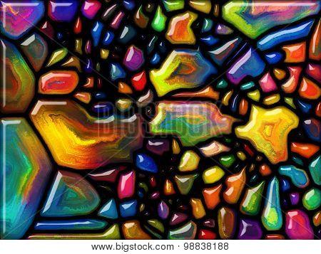 Visualization Of Fairy Glass