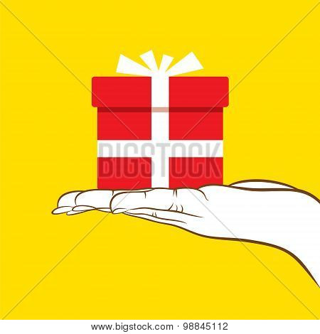 big gift giving design