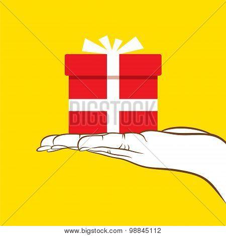 big gift giving design