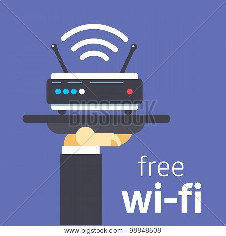 Free Wifi Offer