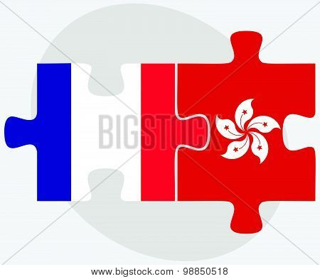 France And Hong Kong Sar China