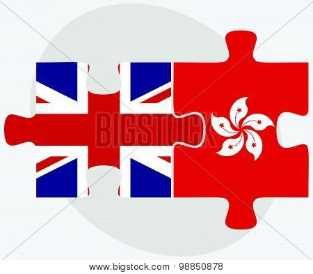 United Kingdom And Hong Kong Sar China