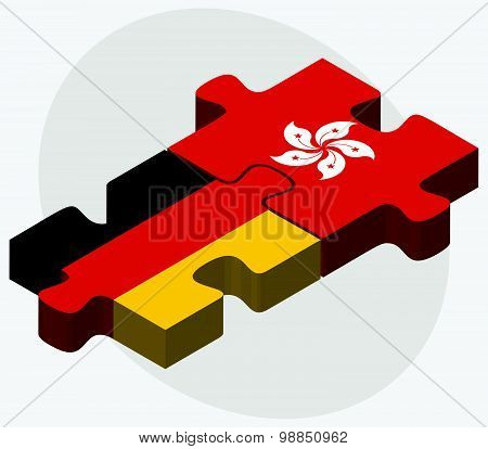 Germany And Hong Kong Sar China