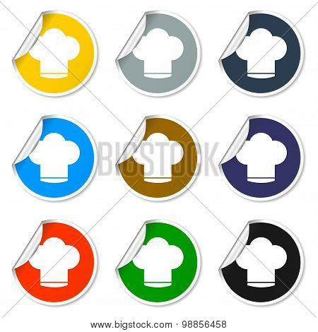 Chef Cap  Vector Icon